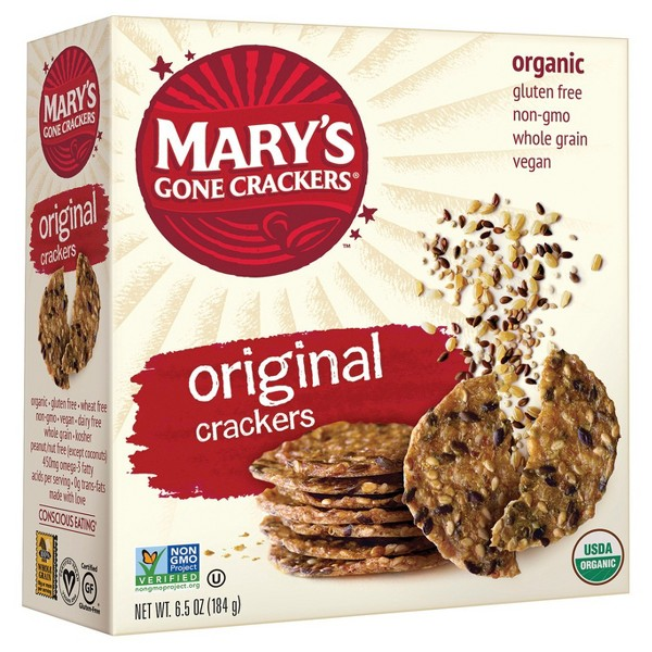Mary's Gone Crackers product image