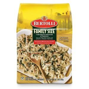 Bertolli Family Size Entrees