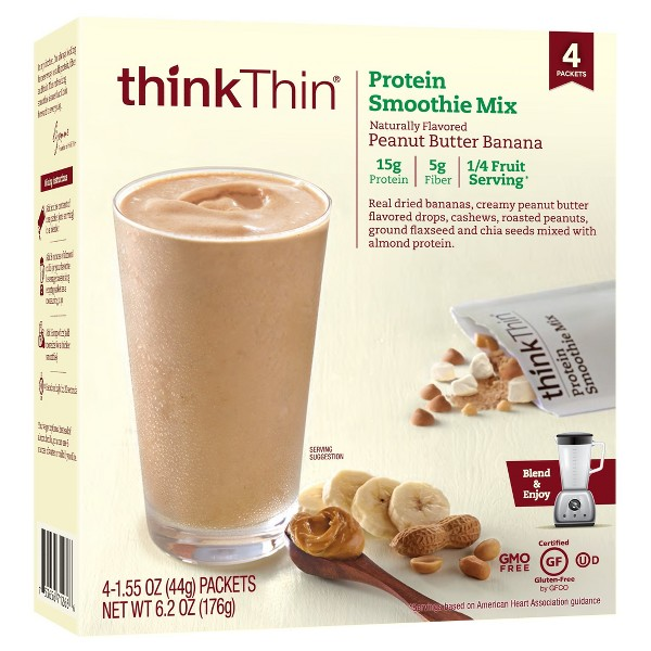 thinkThin High Protein Smoothies product image