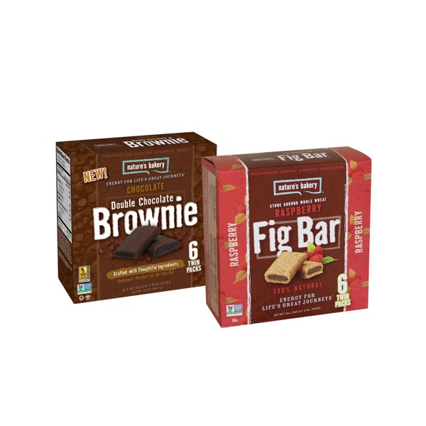 Nature's Bakery Snack Bars product image