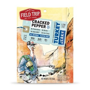 Field Trip Grass-Fed Jerky