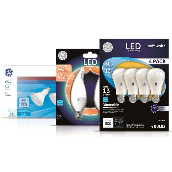 GE Light Bulbs product image