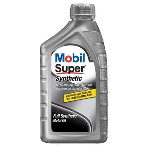 Mobil Super Motor Oil