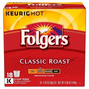 Folgers Kcups