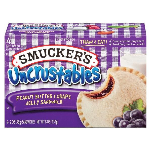 Smucker's Uncrustables product image