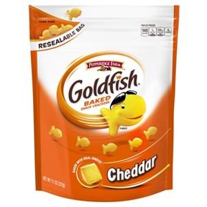 Goldfish Resealable Bags