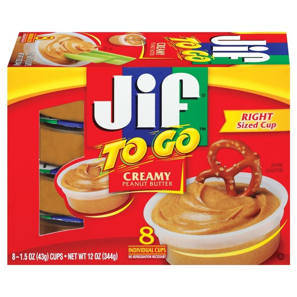 Jif To Go Peanut Butter product image