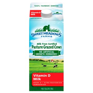 Sweet Meadows Pasture Grazed Milk
