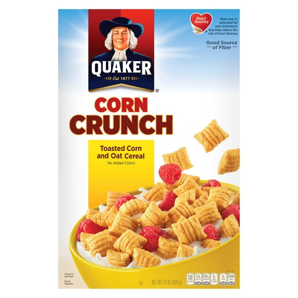 Quaker Corn Crunch product image