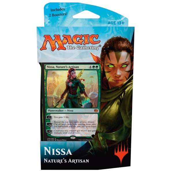 Magic Planeswalker Deck: Kaledesh product image