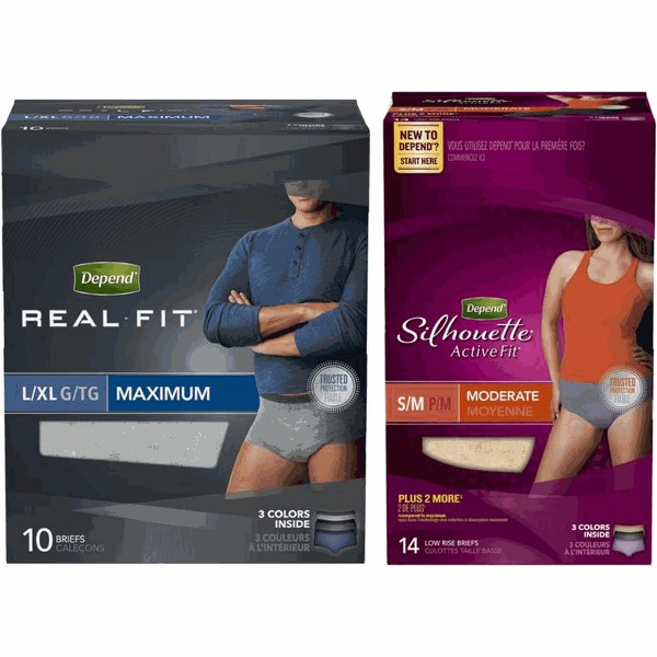 Depend Real Fit or Silhouette product image