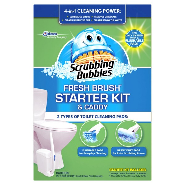 Scrubbing Bubbles Fresh Brush product image