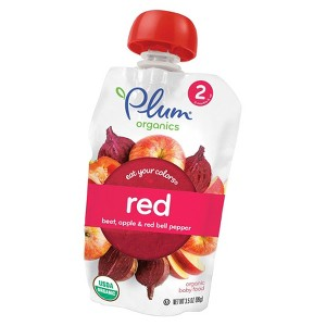 Plum Organics Eat Your Colors