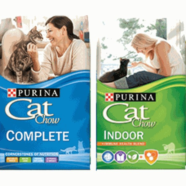 Purina Cat Chow dry cat food product image