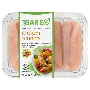 Just BARE Chicken Breast Tenders