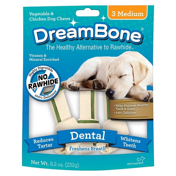 DreamBone Dental Chews product image