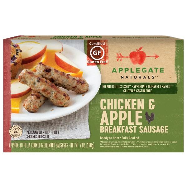 Applegate Breakfast Sausage product image