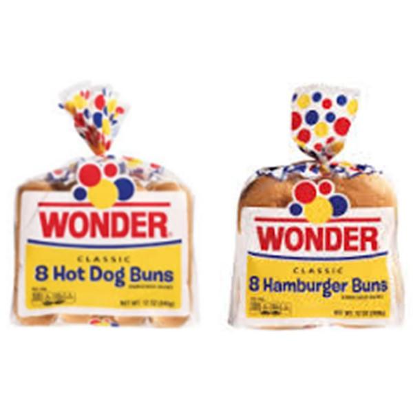 Wonder White Buns product image