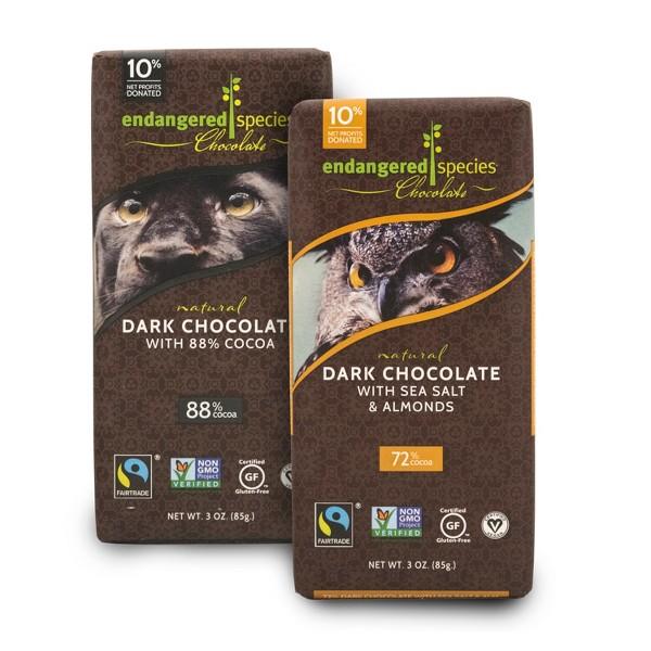 Endangered Species Bars product image