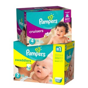 Pampers Diapers & Training Pants