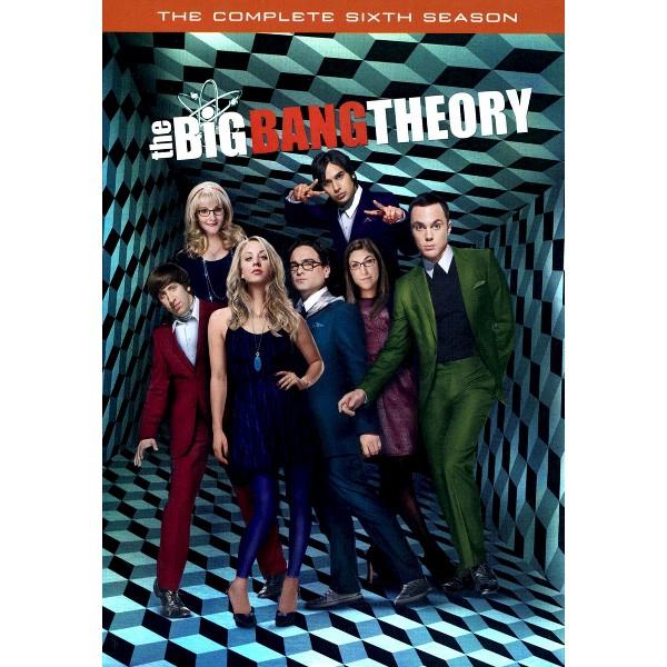 Big Bang Theory: Season 6 product image