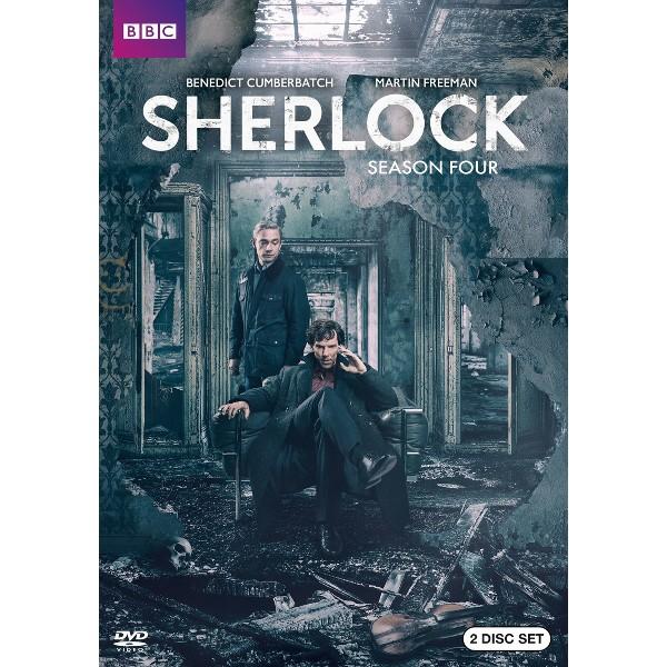 Sherlock: Season 4 product image