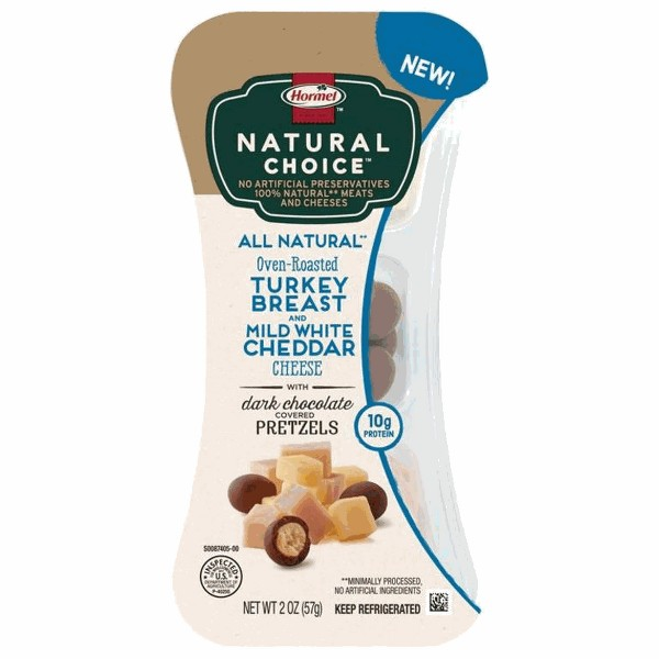 Hormel Natural Choice Snack Packs product image