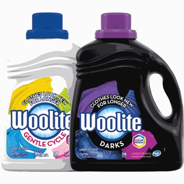Woolite Laundry Detergent product image