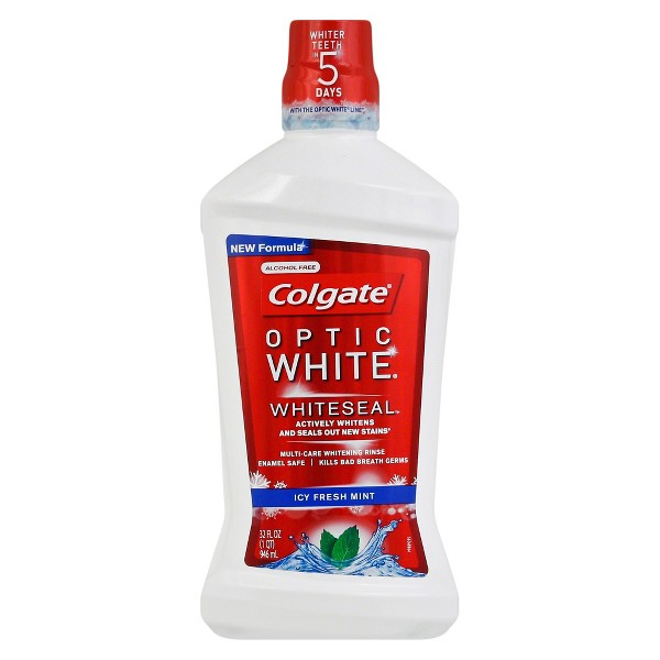 Colgate Mouthwash or Mouth Rinse product image