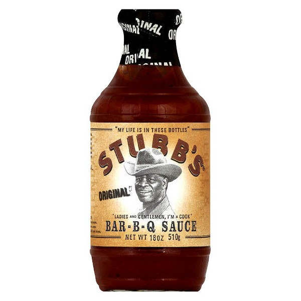 Stubbs Marinades & BBQ Sauces product image