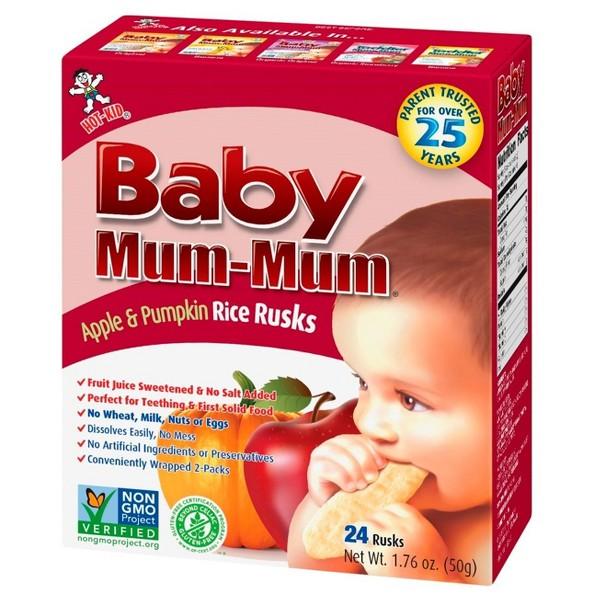 Baby Mum Mum Biscuits product image