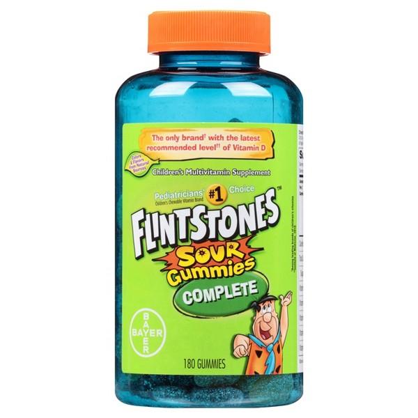Flintstones Sour Gummies product image