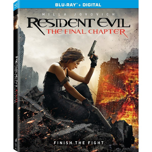 Resident Evil: The Final Chapter product image