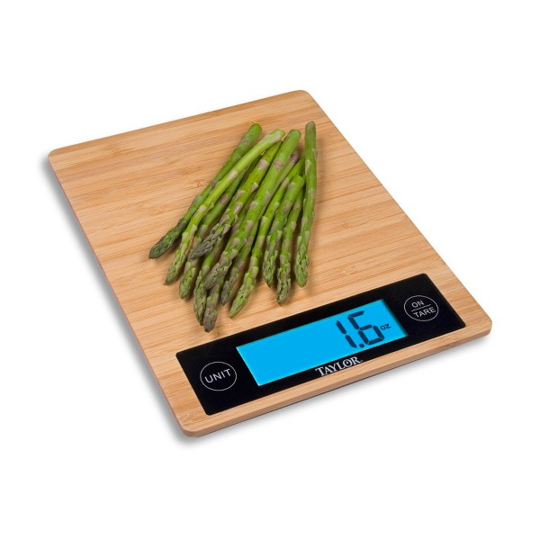 Taylor Digital Bamboo Food Scale product image