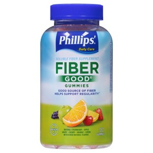 Phillips' Fiber Good Gummies