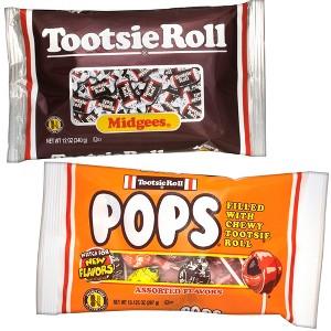 Tootsie Rolls & Tootsie Pops