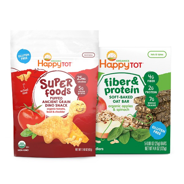 Happy Tot Snacks product image