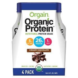 Orgain Protein Shakes
