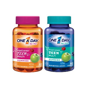 One A Day For Teen Vitamins
