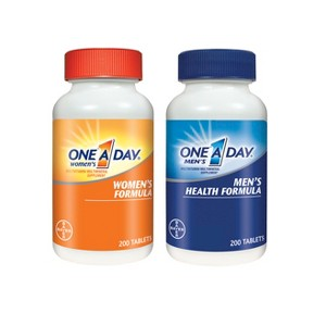 One A Day Tablet Vitamins