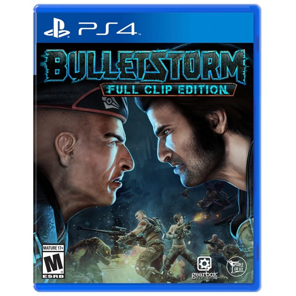 Bulletstorm: Full Clip Edition product image