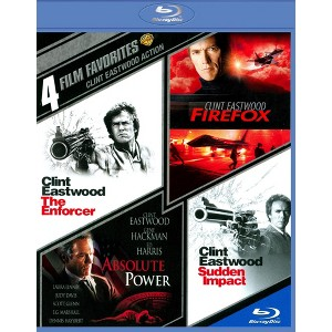 4 Film Fav: Clint Eastwood Action