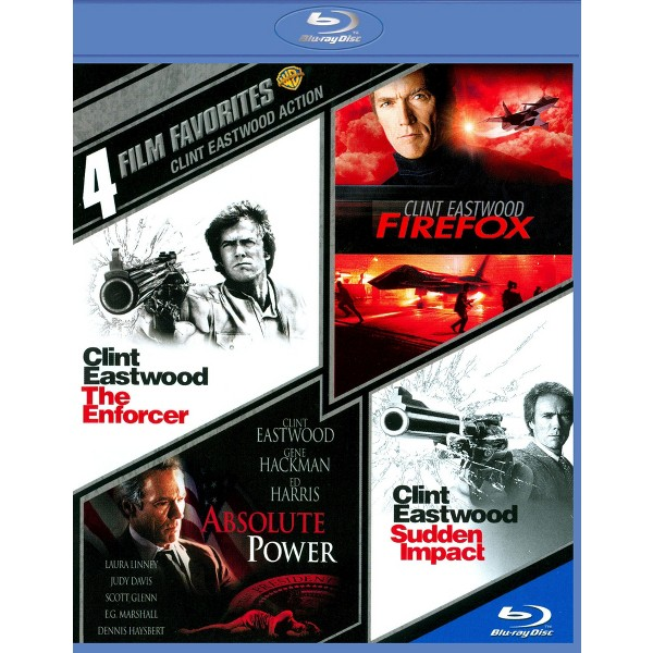 4 Film Fav: Clint Eastwood Action product image