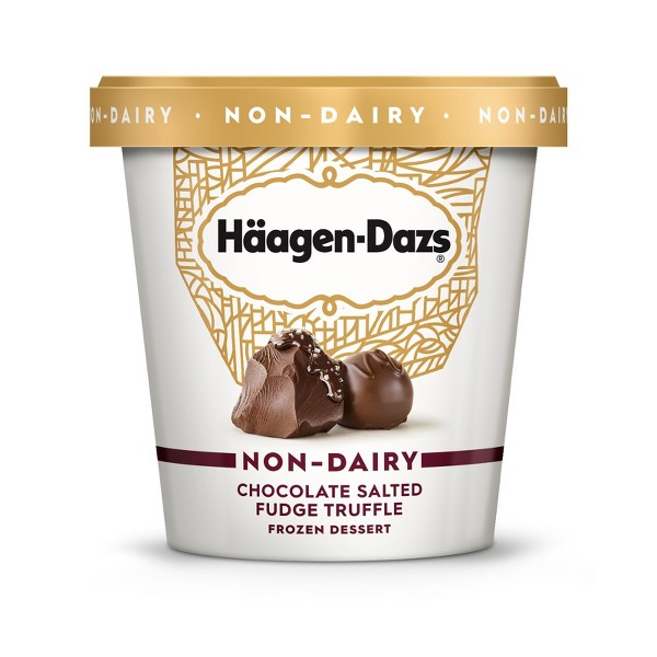 Haagen-Dazs Non-Dairy Dessert product image