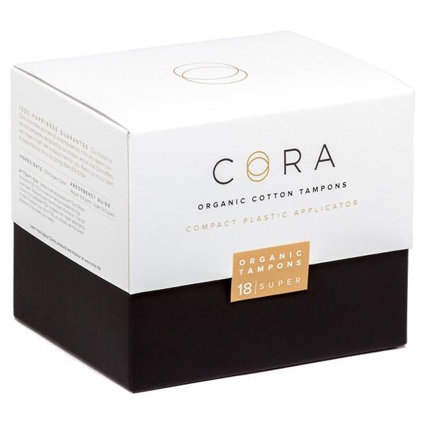 Cora Organic Tampons product image