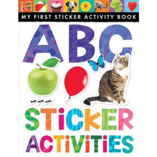 ABC Sticker Activity product image