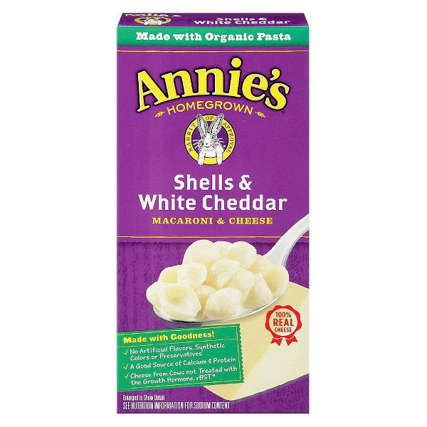 Annie's Natural Mac & Cheese product image