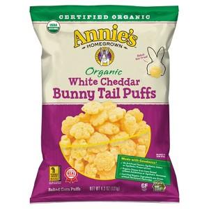 Annie's Popcorn & Puffs