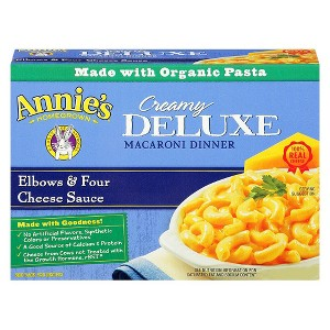 Annie's Deluxe Mac & Cheese