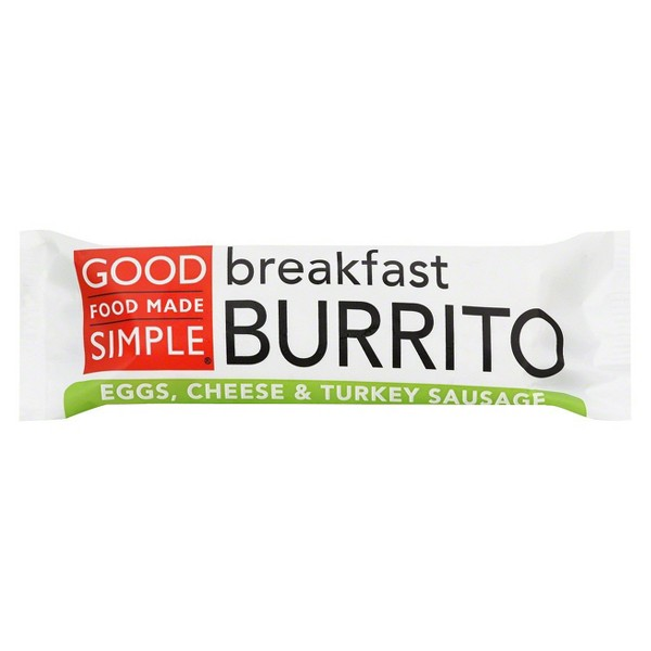 Good Food Made Simple Burritos product image
